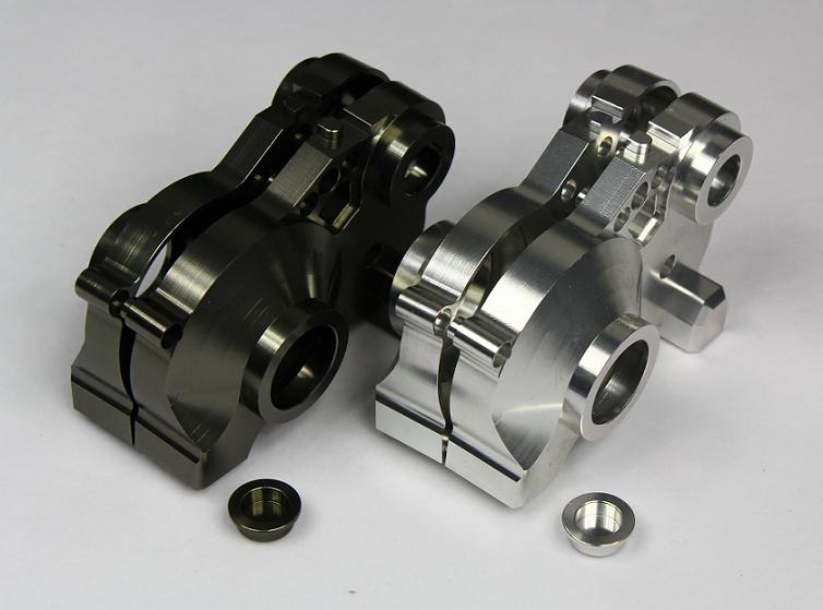 Baja CNC metal upgrade gear box set for HPI/Rovan esky lama v3 v4 cnc helicopter upgrade metal head set