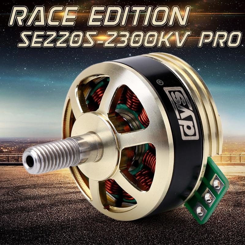 4pc pack DYS 2205 FPV race edition brushless motor SE2205 2300KV 2550KV CW CCW 3 6s