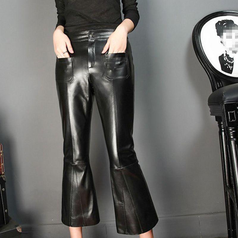 2018 New Arrival Fashion Women Wide Leg Pants Female Trousers Loose Fit Pantalones Anchos De La Pierna Palazzo Pants Multi Color