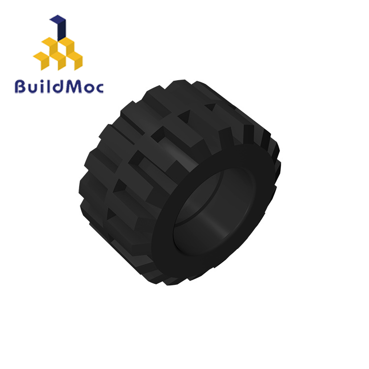 BuildMOC Compatible Assembles Particles 87697 6015-60700 21x12mm For Building Blocks Parts DIY LOGO Educational Gift Toys