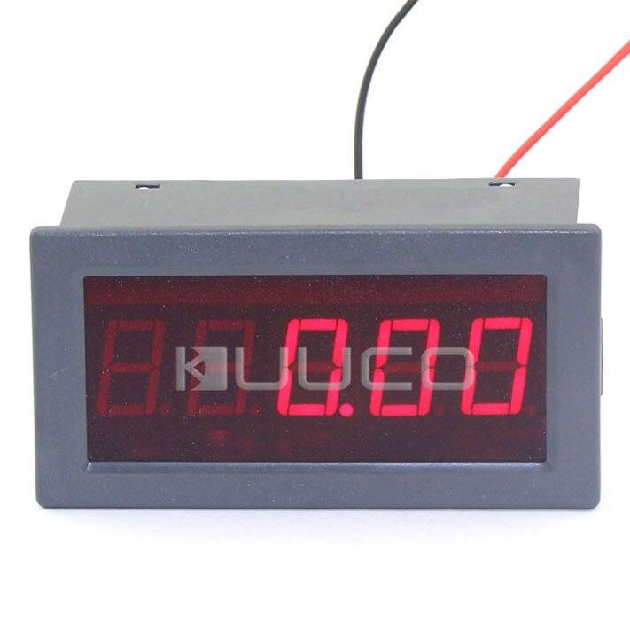 Цифровой измеритель тока +/-0 ~ 200mA амперметр DC 5 В измеритель тока высокой точностью 5 цифр красный led Дисплей амперметр