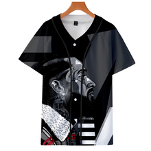 2019 New 3D Rep nipsey hussle Casual baseball t-shirt Women/Men summer Clothes Hot Sale Short Sleeve t-shirts Plus Size