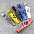 High Quality Motorcycle CNC Aluminum Parking Brake Lever for yamaha TMAX 500 08-11 T-MAX 530 12-14 XP530 6 COLOR