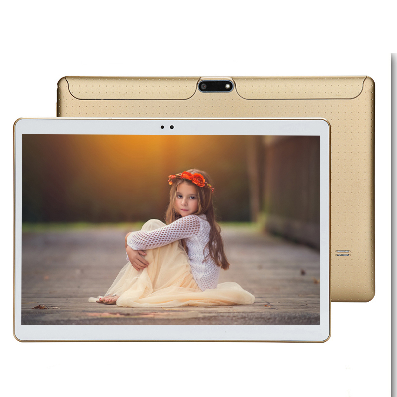 2019 Free Shipping 10.1 inch 3G/4G LTE Phone Kids tablet PC Android 8.0 Octa Core RAM 4GB ROM 32GB 64GB IPS tablets pcs MT6753(China)