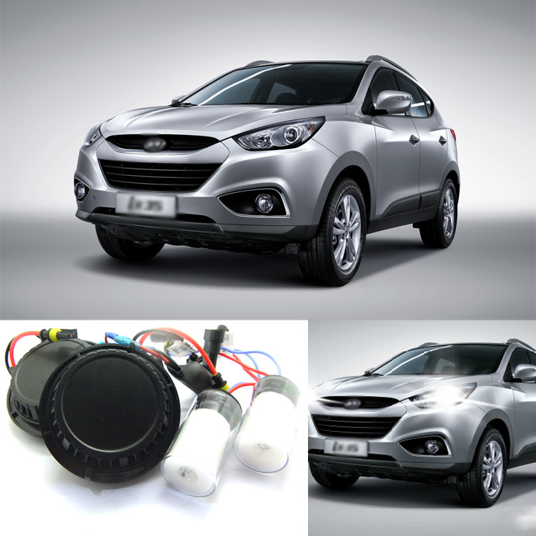New Generation All In One Lower Beam Error Free H7 HID Lights For Hyundai IX35