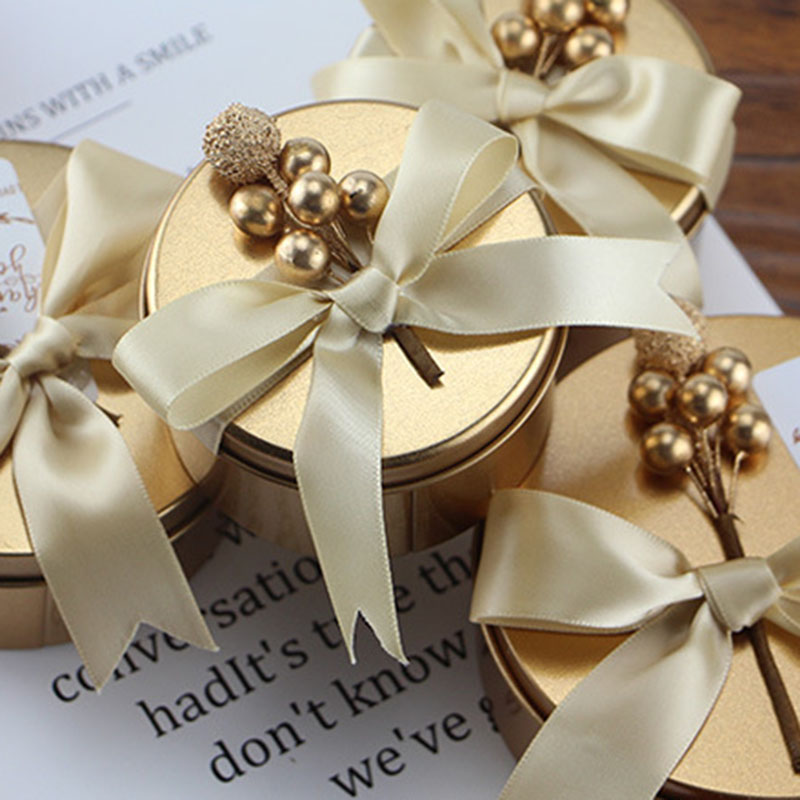 Us 4 75 Wedding Candy Gift Chocolate Box For Favor Party Bridal Shower With Ribbon Hg99 In Bags Wring Supplies From Home Garden