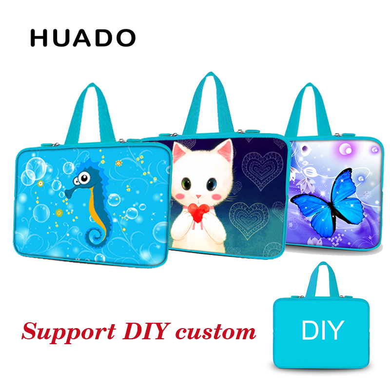 Blue laptop bag sleeve 1415 17notebook case cover 710 tablet case for macbook pro15/xiaomi air notebook 13.3/ lenovo/asus