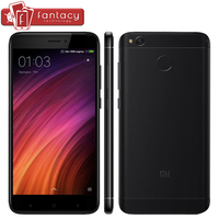 Original Xiaomi Redmi 4X 2G RAM 16G ROM 4100mAh Snapdragon 435 Octa Core Fingerprint ID FDD