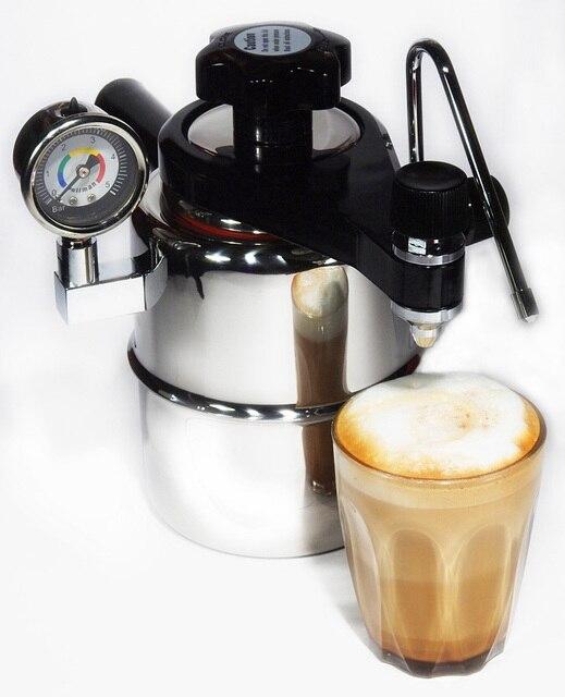 Cuccino Cx 25p Bellman Home Espresso Coffee Machine Can Be Used To Make Steam In