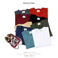 SIMWOOD brand clothing 2017 new arrival  Spring long sleeve t shirt  men causal fashion young 100% cotton TL3505