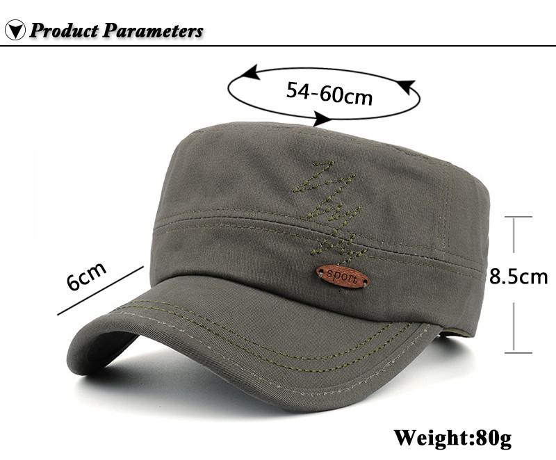 Adjustable Milicap - Product Parameters