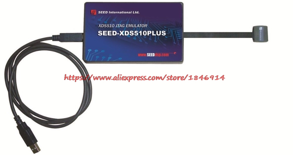 SEED-XDS510PLUS DSP Emulator Genuine
