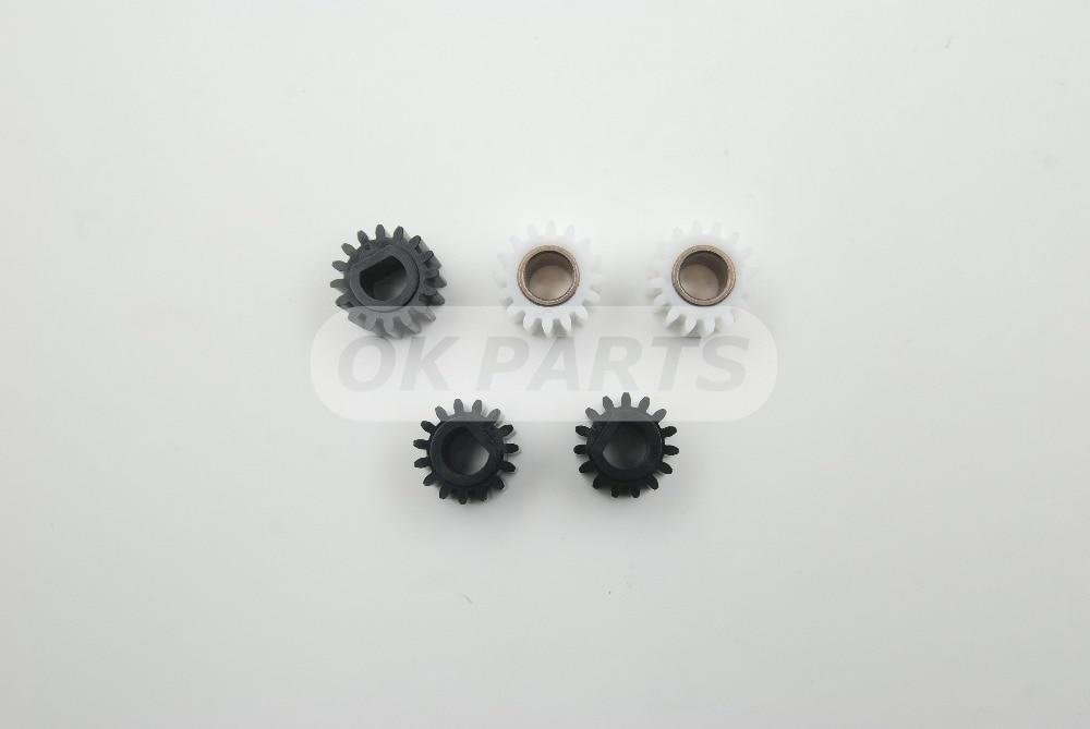 ORIGINAL B039-3062 B039-3060 B039-3245 Developer Gear Kit for Ricoh Aficio 1015 1018 2015 2018 3025 3030 MP1600 MP2510 MP3010-1