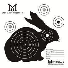 12 styles 25/pk Shooting Target Paper 15cm Archery Air Rifle Pistol