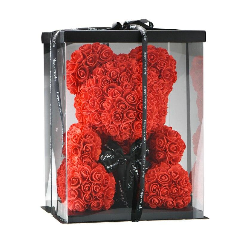 Luxury rose teddy bear 3