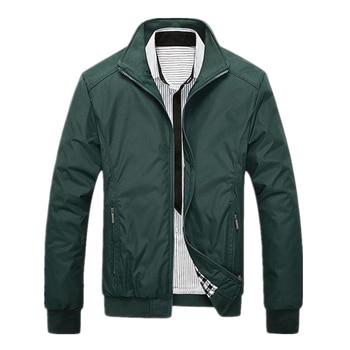 FGKKS Fashion Brand Men Jackets 2019 Summer Male Casual Jackets Coat Men's Solid Color High Quality Jacket 1