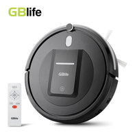 GBlife Smart Robot Vacuum Cleaner For Home Aspiradora Robot 500Pa Suction + Remote Control Multifunctional Cleaning Appliances