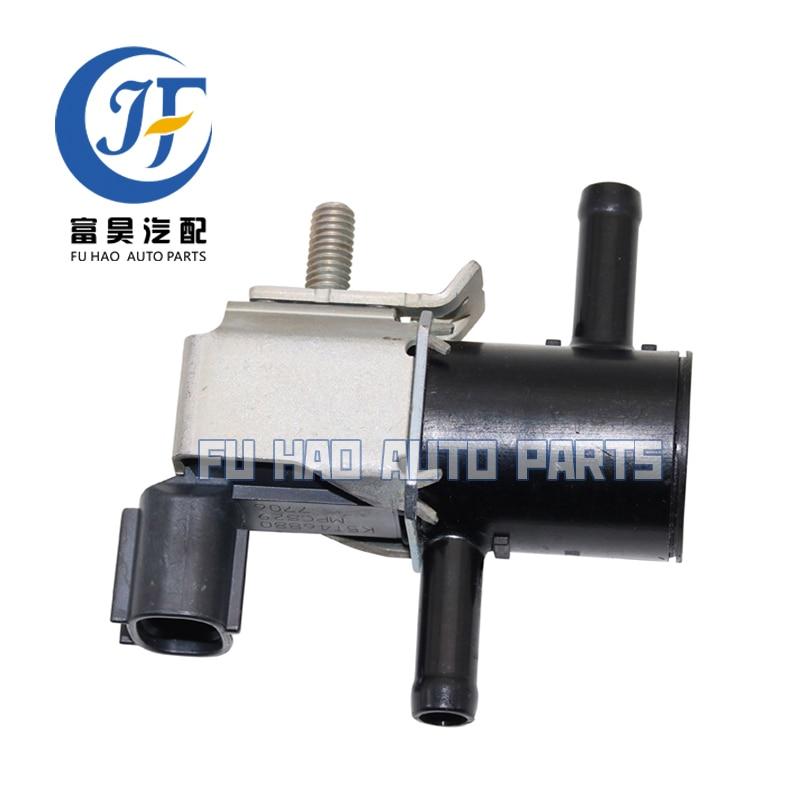 Acheter Marque Nouvelle D'origine Contrôle de Purge Électrovanne K5T46880 de valve fiable fournisseurs