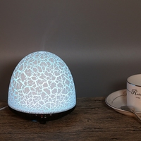 New Colorful LED Mood Lamp Aromatherapy Essential Diffuser 100ML Mini Ultrasonic Cool Mist Air Humidifier For