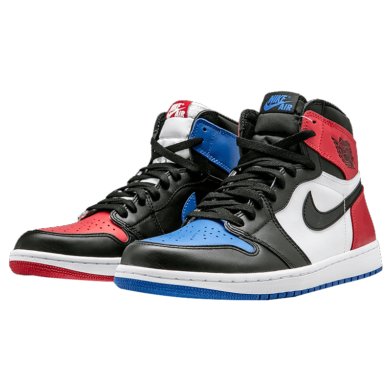 online retailer bb34a c4ce9 Original Nike Air Jordan 1 OG Top 3 AJ1 Joe 1 Mandarin Duck Fight Men s  Basketball Shoes, Outdoor Shock absorbing Sneakers-in Basketball Shoes from  Sports ...