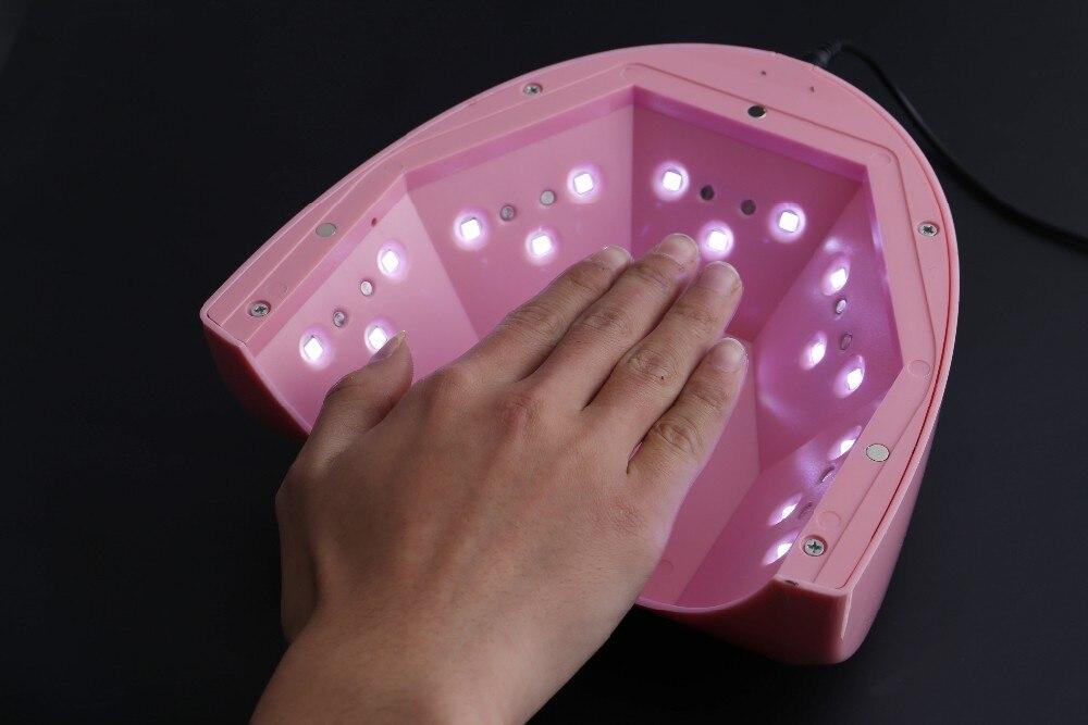 Nachdenklich Neue Ankunft Weißes Licht 36 Watt Nagel Trockner Led-uv-lampe Für Aushärtung Nagelgelpoliermittel Nagel Lampe Für Nägel Nagelkunstwerkzeuge Uv Lampe Nails Art & Werkzeuge