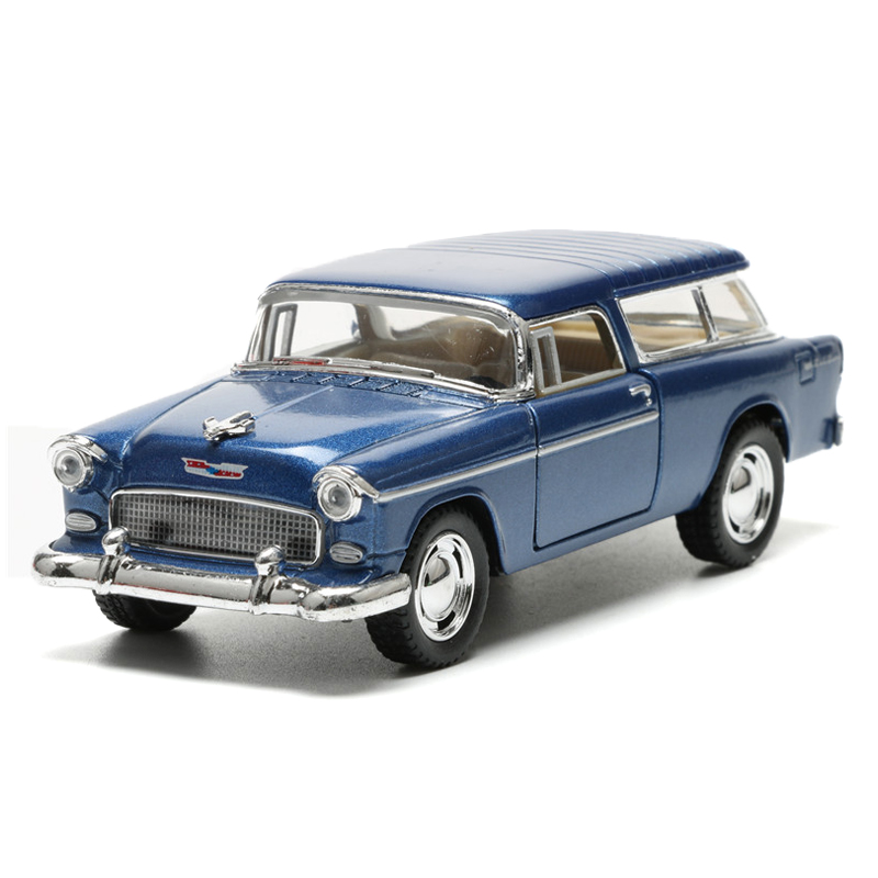 1:40 KINSMART Classic Car Toy, Diecast Metal & ABS Vintage Cars ...