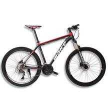 Сделать горный велосипед алюминиевая рама 17 «19» Shimano 27 скорость 26 «27,5» колеса гидравлический/механический тормоз