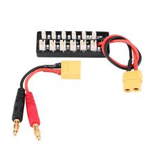 1S Parallel LiPo font b Battery b font Charger Charging Adaptor Board RC Accessory With XT60