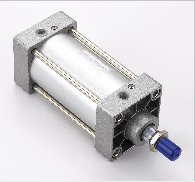 bore 63mm *250mm stroke  ISO6431 SC Double action pull rod type stardard pneumatic cylinder бленд jjc et 6358mmstm jjc55 250 jjclh 63