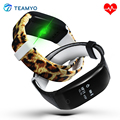 Teamyo Smart Wristband H5 Sports IP67 Smart Band Heart Rate Monitor Smart Bracelet Pedometer Fitness Sleep Tracker Smartband