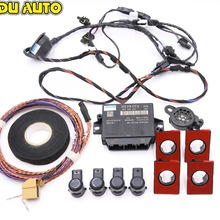 Parking-Sensors-Kit Pilot Passat Golf Rear OPS 4 for VW 6-mk6/Jetta/5/.. 5KD919475B 4K