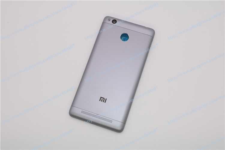 redmi 3s Cover Gray-1