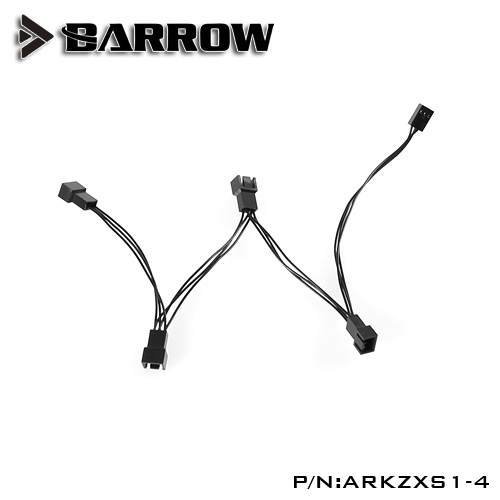 Barrow LRC RGB v2 Aurora manual controller 1 to 4 extended line ARKZXS1-4 for LRC RGB v2 manual controller хай хэт и контроллер для электронной ударной установки millenium hi hat controller mine v2 0