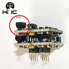 Hdam 모듈 완전 이산 형 단일 연산 증폭기/이중 연산 증폭기 모듈 사용 교체 03 02 01