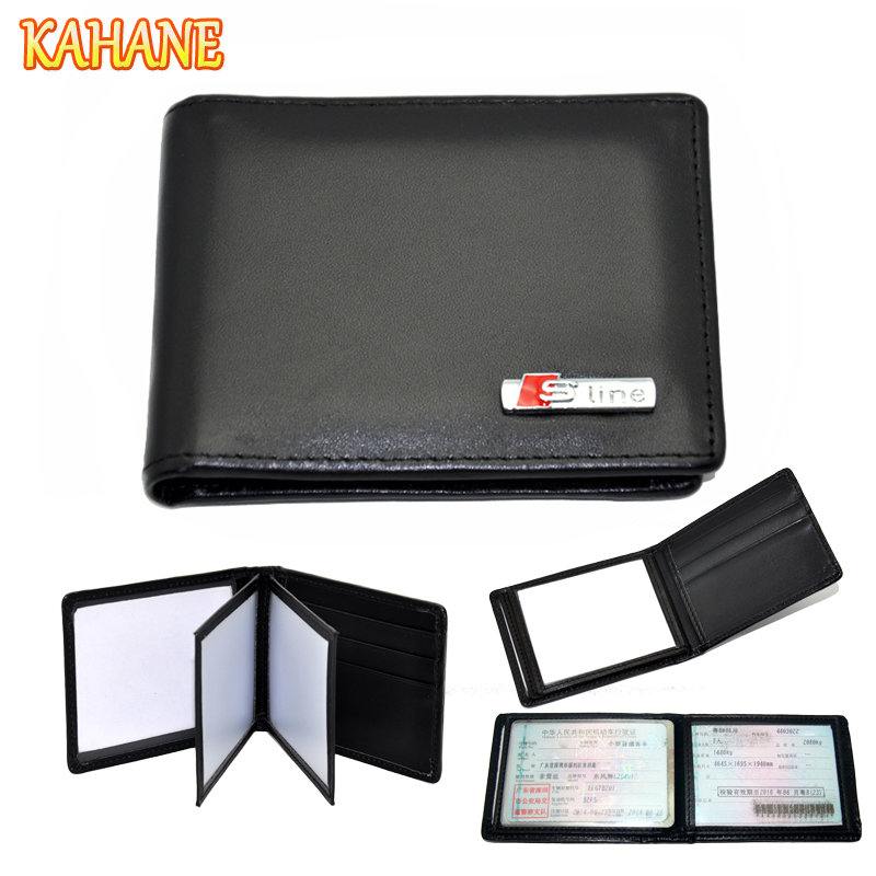 Aliexpress.com : Buy KAHANE Car Drivers License Holder Bag