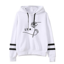 BTS Love Yourself Striped Hoodies (9 Models)