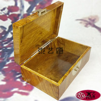 Wooden [government] wholesale jewelry box gold Phoebe jewelry box jewelry box storage box red wood carving furniture