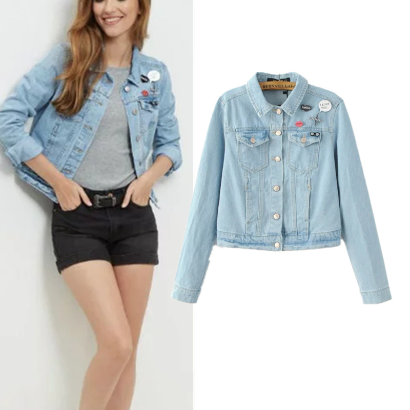 Online Get Cheap Cute Jean Jacket -Aliexpress.com | Alibaba Group