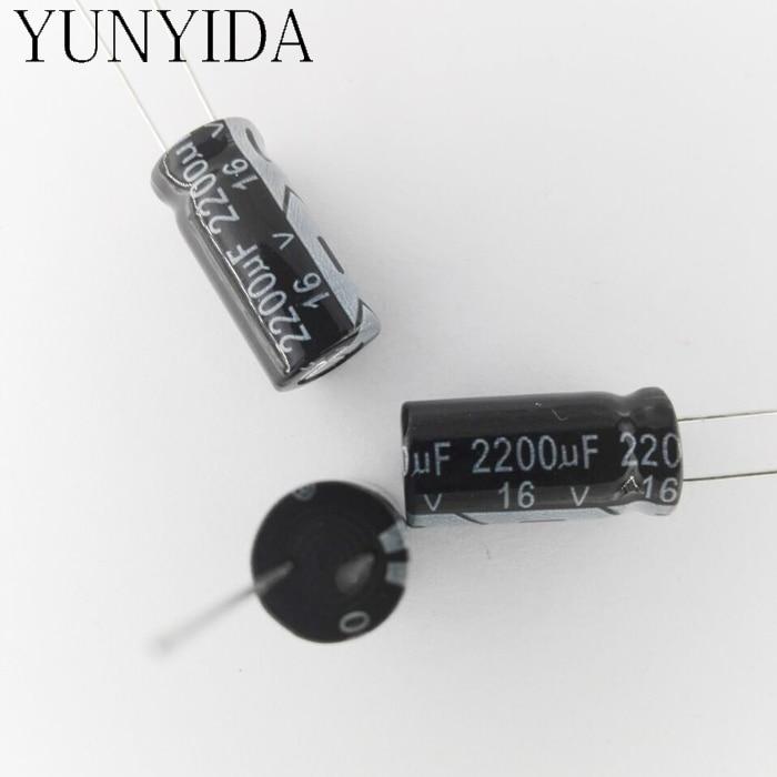 Radial US Seller 10 pcs NCC Capacitor Nippon 1000uF 25v 105C 10x20mm