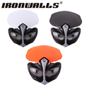 Ironwalls Supermoto LED Motorcycle Headlight Fairing Kit 21 LED Light Bulb 6 LED At Top Right For StreetFighter