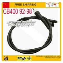 400cc Мотоцикл CB400 92-98 спидометр кабель Цифровой Пробега Спидометр датчик аксессуары бесплатная доставка