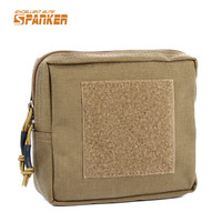 1000D Molle Tactical Hunting EDC Gear Tools Drop Pouch Military Outdoor Sports Hiking Utility Accessory