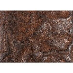 Image 3 - AETOO Handgemachte retro voller schaffell geldbörse brieftasche kurzen absatz männer und frauen brieftasche kreuz abschnitt jugend Vintage brieftasche