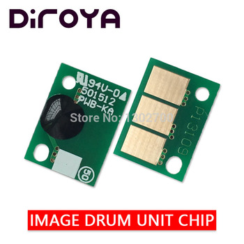 100PCS DR313 K DR-313 CMY drum unit chip for Konica Minolta Bizhub C258 C308 C368 C458 C558 C658 C 258 308 drum cartridge reset