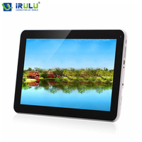 EXpro X1Plus 10.1 ''Tablet iRULU אנדרואיד 6.0 Quad Core 1.3 GHZ ROM 8 GB Slim Tablet PC 1024x600 GMS Bluetooth Dual מצלמת 5500 mAh