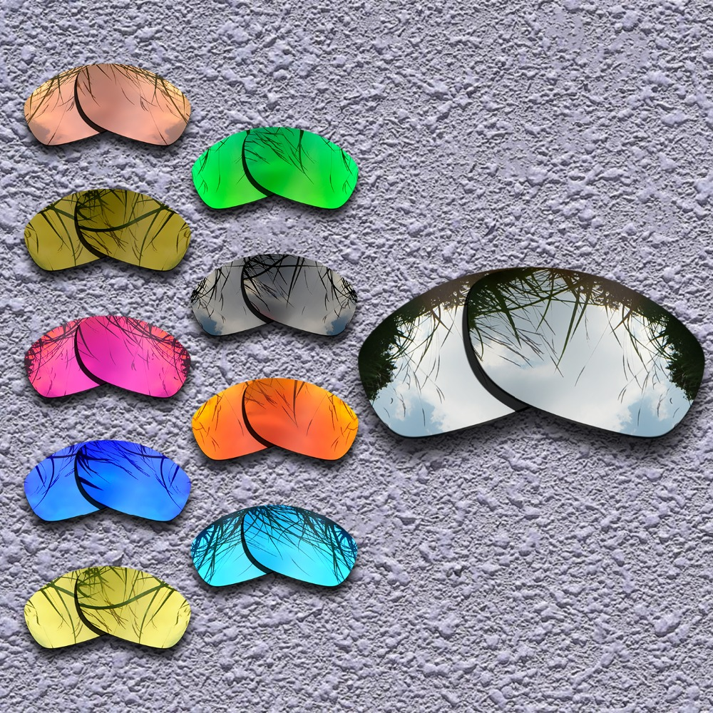 Polarized Replacement Lenses For Oakley Pit Bull Sunglasses - Multiple Choices