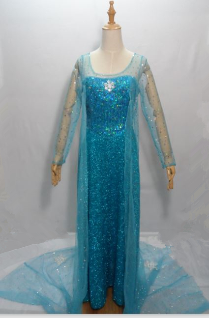 Elsa Dress Childrens Party Fancy Dress Butterfly Children Transvestite Clothing Frozen Princess Elsa Tiara Homemade Costume on Aliexpress.com | Alibaba ... : homemade elsa costume  - Germanpascual.Com