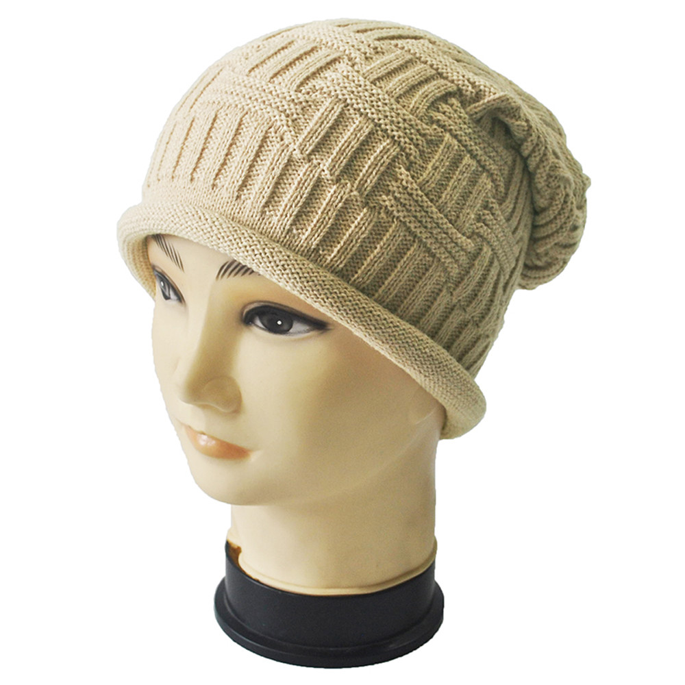 Winter Spring Unisex Knitting Wool Stretchy Beanies Slouchy Baggy Warm Hat Skullies Solid All-Match Men Women Lovers Cap Dec16 the iraq war and international law