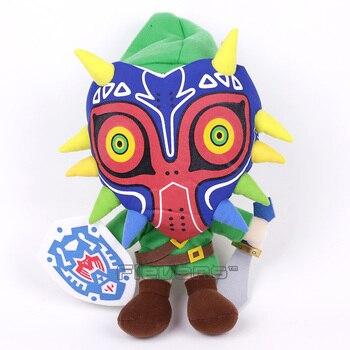 The Legend of Zelda Majora's Mask Link Plush Toy Soft Stuffed Doll Christmas 31cm 2 Styles