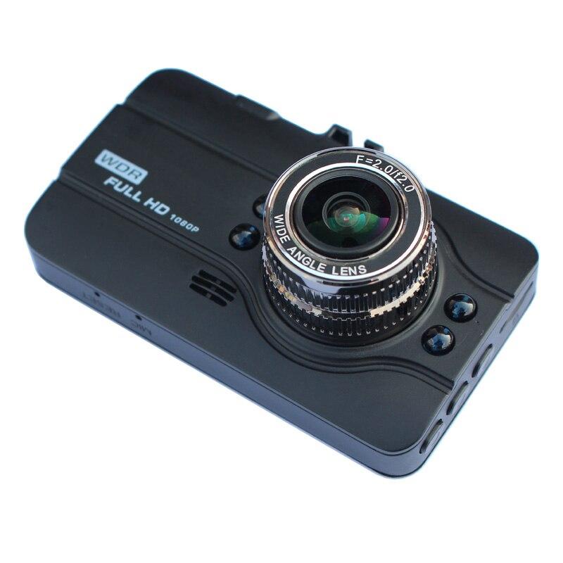 2016 Car DVR 1080P Full HD Car Camera Dash Cam Novatek 96650 Video Recorder Car Registrar Registrator Avtoregistrator WDR